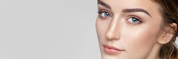 feather touch brows - eyebrow tattoo - Academy Face & Body Perth