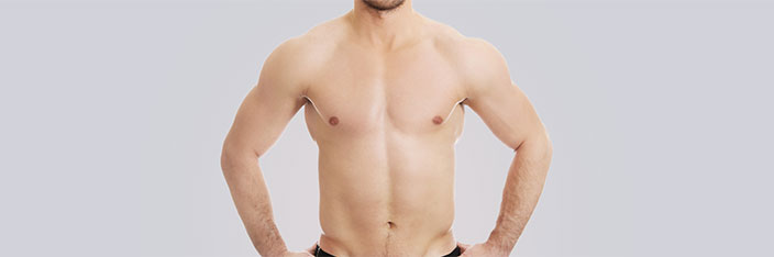 Gynaecomastia - Male breast reduction at Academy Face And Body Perth