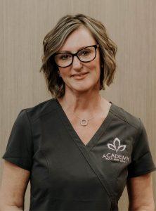 Registered nurse practitoners Helen Cunningham